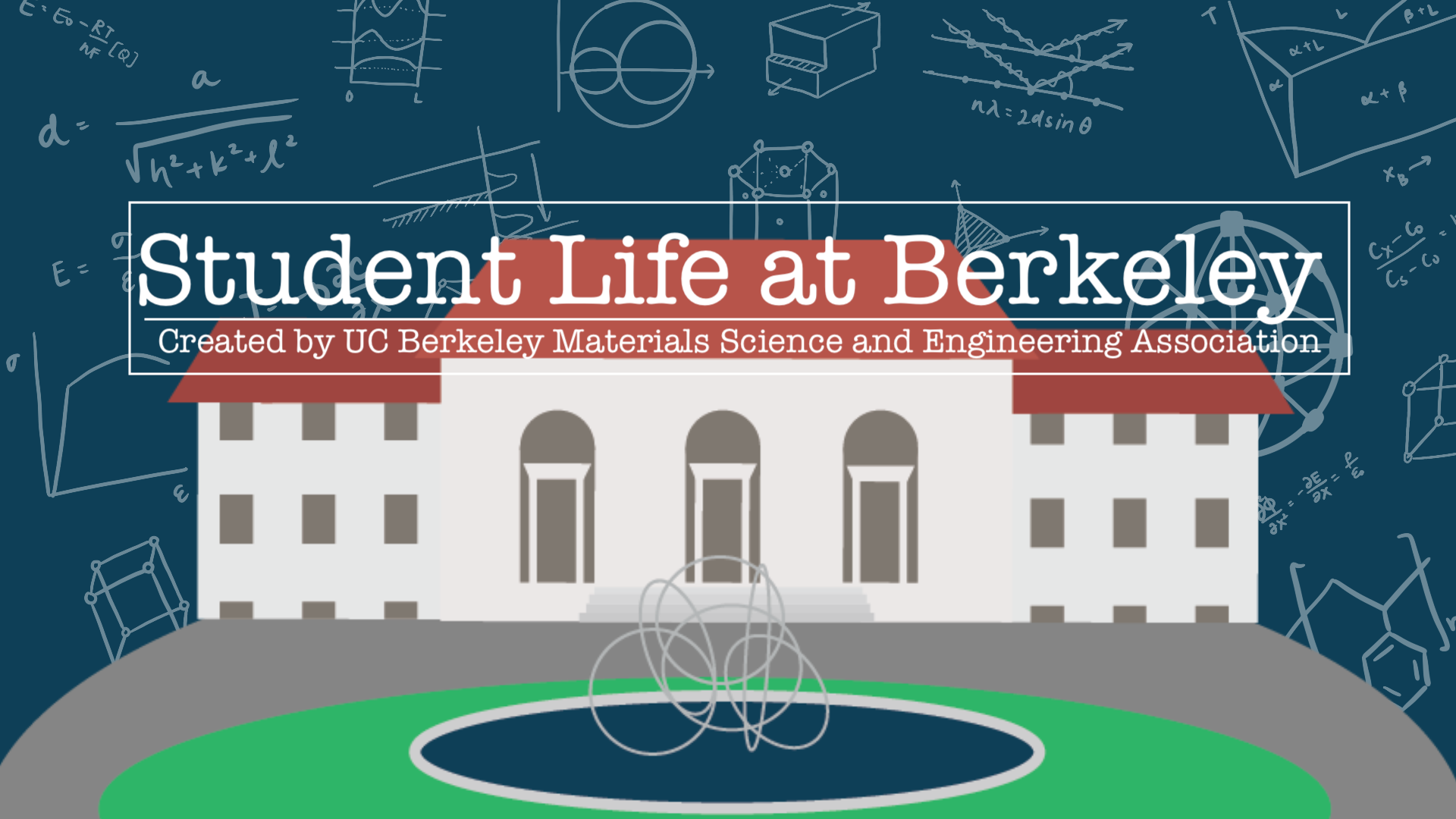 Header for Student Life